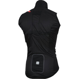 Sportful Hotpack Ultralekka kamizelka Mężczyźni, black